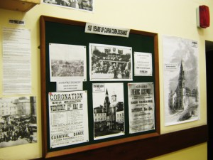 CORN EXCHANGE EXHIBITION