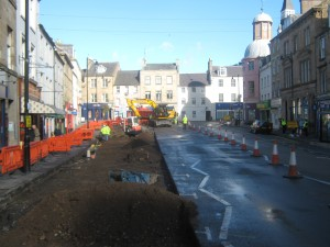 CROSSGATE ROADWORKS 2013